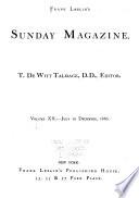 Free Frank Leslie's Sunday Magazine Book