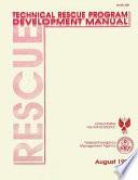 Technical Rescue Program Development Manual