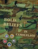 Pdf Bold Beliefs in Camouflage