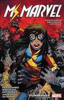 link to Ms. Marvel in the TCC library catalog