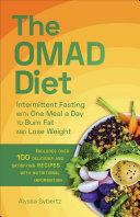 The OMAD Diet Pdf/ePub eBook