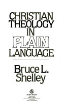 Christian Theology in Plain Language