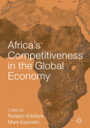 Africa's Competitiveness in the Global Economy Pdf/ePub eBook