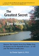 The Greatest Secret Ever Hidden