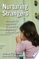 Nurturing Strangers Book