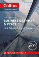 Intermediate Business Grammar and Practice