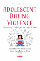 Adolescent Dating Violence Book
