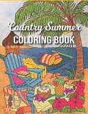 Country Summer Coloring Book