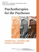 Psychotherapies for the Psychoses ebook