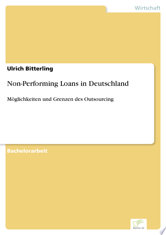 Non-Performing Loans in Deutschland