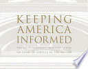 Keeping America Informed The United States Government Printing Office 150 Years Of Service To The Nation Book PDF