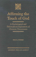 Pdf Affirming the Touch of God