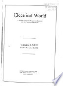 Electrical World