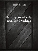 Principles of city and land values