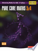 Advancing Maths for AQA: Pure Core 3 & 4 2nd Edition (C3 & C4)
