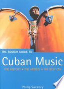 The Rough Guide to Cuban Music Book
