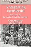 A Stagnating Metropolis