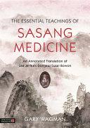 The Essential Teachings of Sasang Medicine
