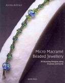 Micro Macrame Beaded Jewellery