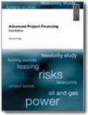 Advanced Project Financing Book