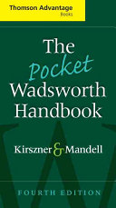 Advantage Books: The Pocket Wadsworth Handbook