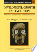 Development  Growth and Evolution Book