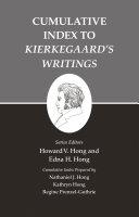 Kierkegaard s Writings  XXVI  Volume 26