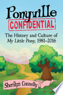 Ponyville Confidential Book