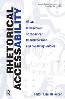 Rhetorical Accessability Pdf/ePub eBook