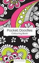 Pocket Doodles Colouring Book