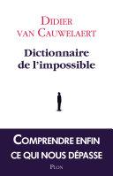 Pdf Dictionnaire de l'impossible Telecharger