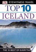 DK Eyewitness Top 10 Travel Guide  Iceland