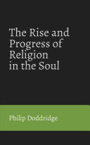 The Rise and Progress of Religion in the Soul Pdf