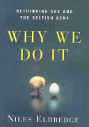 Why We Do it Book
