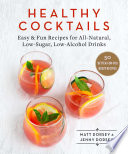 Healthy Cocktails Book
