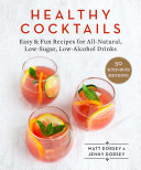 Healthy Cocktails Pdf/ePub eBook