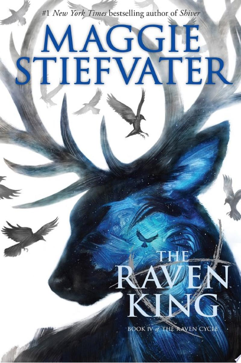 The Raven King (The Raven Cycle, Book 4) image