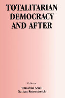 Pdf Totalitarian Democracy and After Telecharger