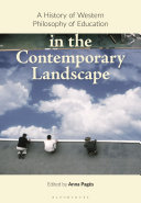 A History of Western Philosophy of Education in the Contemporary Landscape