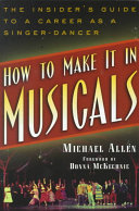 How to Make it in Musicals
