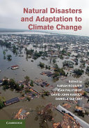 Natural Disasters and Adaptation to Climate Change Pdf/ePub eBook