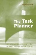 The Task Planner Pdf/ePub eBook