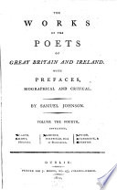 The Works of the Poets of Great Britain and Ireland