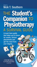 The Student s Companion to Physiotherapy E Book Book PDF