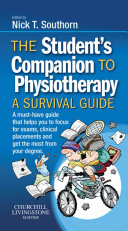 The Student's Companion to Physiotherapy E-Book Pdf/ePub eBook