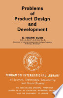 Problems of Product Design and Development