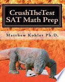 CrushTheTest SAT Math Prep