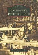 Baltimore's Patterson Park