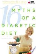 16 Myths of a Diabetic Diet Book
