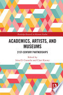 Academics Artists And Museums